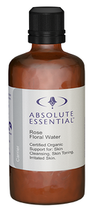 Absolute Essential Rose Floral Water (Organic)