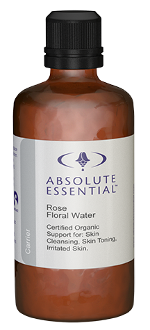 Absolute Essentials Rose Floral Water (Organic)