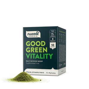 Nuzest Good Green Vitality Sachets