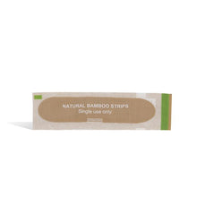 Patch Organic Bamboo Adhesive Wound Care Strips (Plasters) in Hygiene Seal