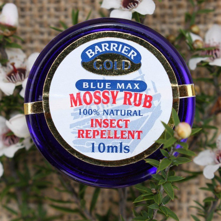 Barrier Gold Mossy Rub Insect Repellent