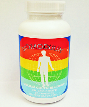 Biomodulin Probiotic Capsules