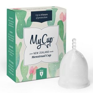MyCup Menstrual Cup Size 1