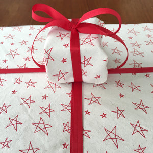 Wrapper's Delight Reusable Fabric Gift Wraps
