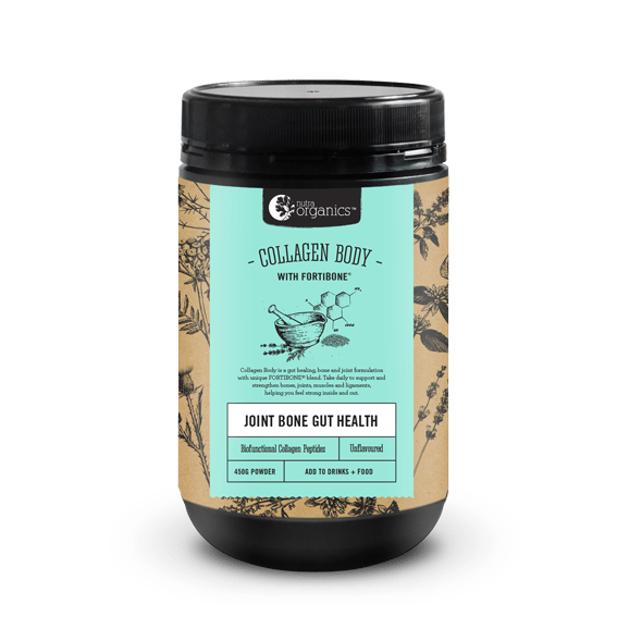 Nutra Organics Collagen Body with Fortibone