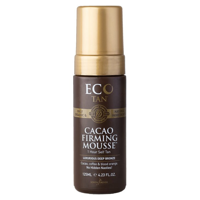 Eco Tan Cacao Firming & Tanning Mousse