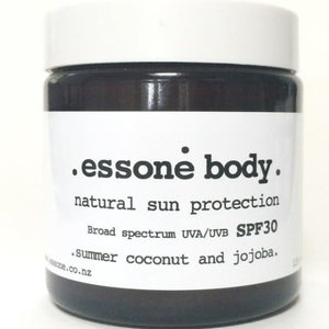 Essone Body Sunscreen Summer Coconut & Jojoba SPF30 115ml