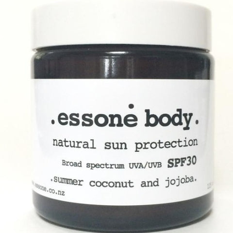 Essone Body Sunscreen Summer Coconut & Jojoba SPF30