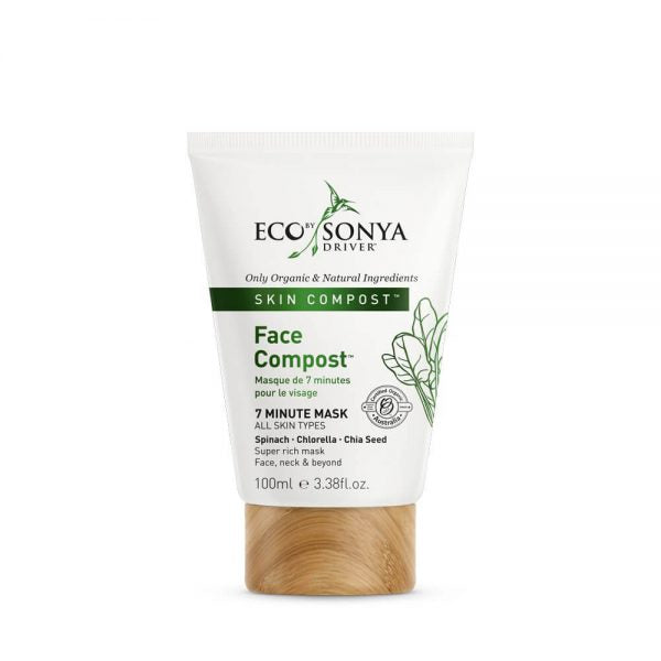 Eco Sonya Face Compost 7 Minute Face Mask