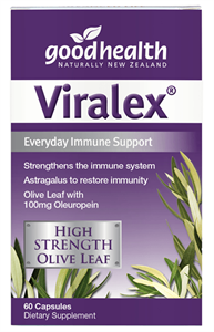 Good Health Viralex is a comprehensive formula designed to strengthen the body's defences.