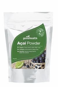 Good Health Organic Acai Powder 100g