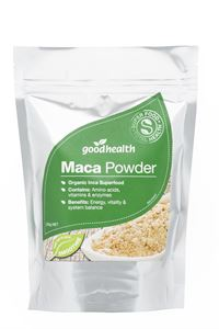 Good Health Organic Maca Powder