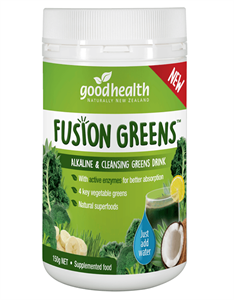 Good Health Fusion Greens