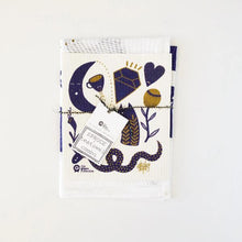 Mystic Stories Tea Towel and SPRUCE set