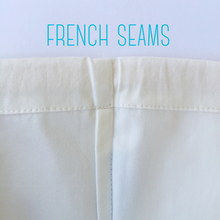 Loot Bags with French Seam Stitching offer conscientious consumers a strong, durable and reusable way to reduce plastic bag use.
