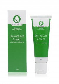 Kiwiherb Dermacare Cream - a high potency herbal formula that soothes & protects dry, rough & scaly skin