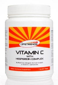 Lifetrends Vitamin C with Hesperidin