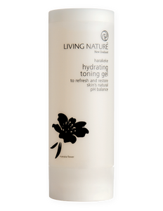 Living Nature Hydrating Toning Gel
