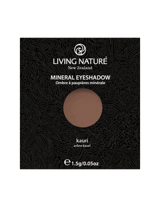 Living Nature Mineral Eyeshadow - Kauri