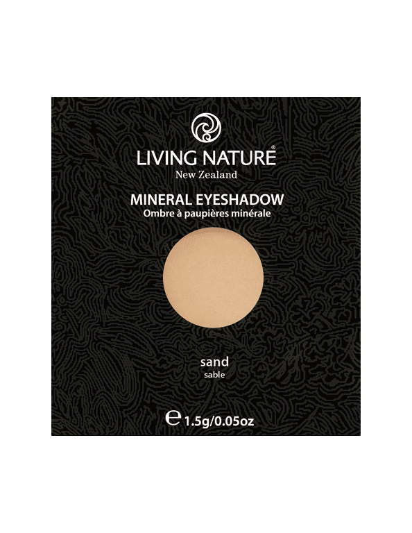 Living Nature Mineral Eyeshadow - Sand