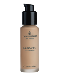 Living Nature Foundation - Pure Beige