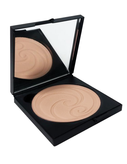 Living Nature Luminous Pressed Powder - Light