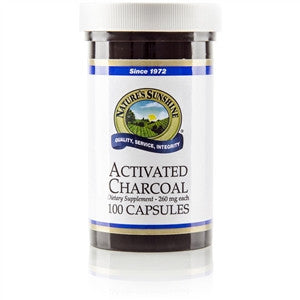 Nature's Sunshine Activated Charcoal