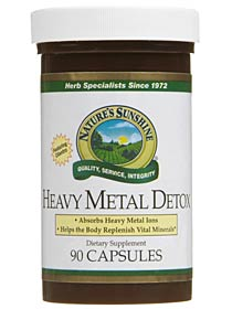 Nature's Sunshine Heavy Metal Detox