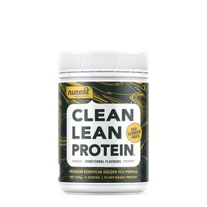 Nuzest Clean Lean Protein in Chai Tumeric + Maca in 225g. Buy online at premium prices.