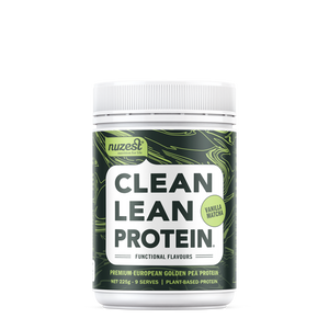 Nuzest Clean Lean Protein in Vanilla Matcha in 225g. Buy online at premium prices.