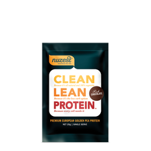 Nuzest Clean Lean Protein Sachet in Rich Chocolate