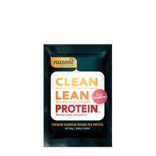 Nuzest Clean Lean Protein Sachet in Wild Strawberry