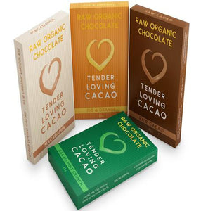 TLC Raw Organic Chocolate