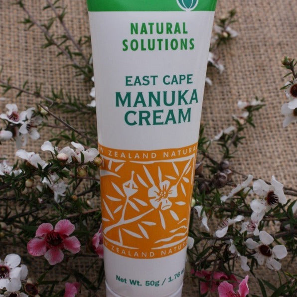 Natural Solutions Mānuka Oil Healing Cream