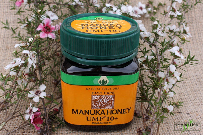 Natural Solutions UMF10+ Mānuka Honey