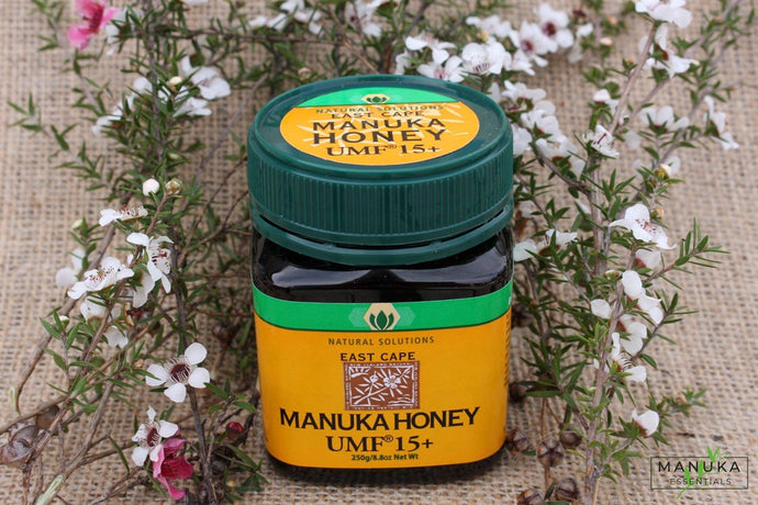 Natural Solutions UMF15+ Mānuka Honey