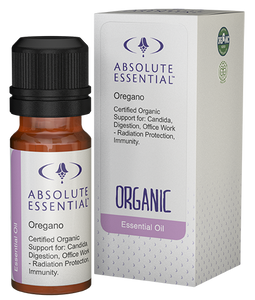 Absolute Essentials Oregano Essential Oil (Organic)