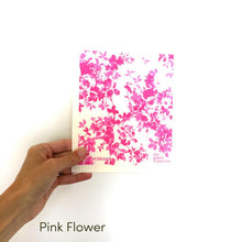 SPRUCE. A super star eco friendly dishcloth doing good things for the planet. In Pink Flower Design.