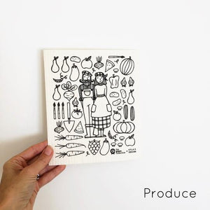 SPRUCE cloth - PRODUCE