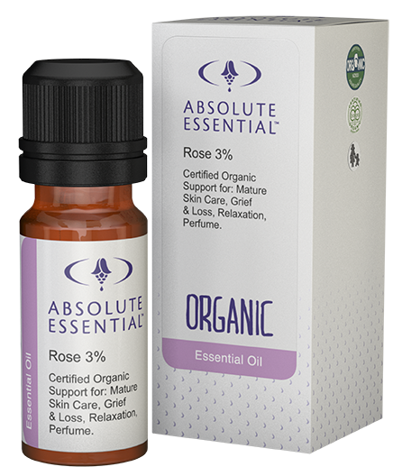 Absolute Essential Rose 3% in Jojoba (Organic)