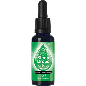 SleepDrops for Kids helps settle children when they are overexcited or have an overactive mind which may be preventing them from achieving the sleep necessary for their growing bodies.