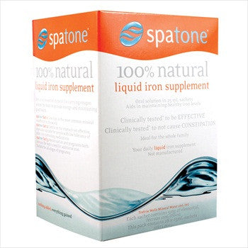 Spatone is a liquid iron supplement