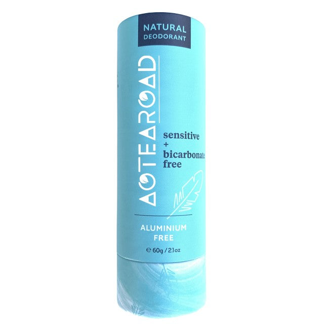 Aotearoad Natural Eco-Friendly Stick Deodorant - Sensitive & Bicarb Free
