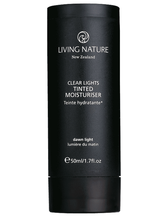 Living Nature Tinted Moisturiser