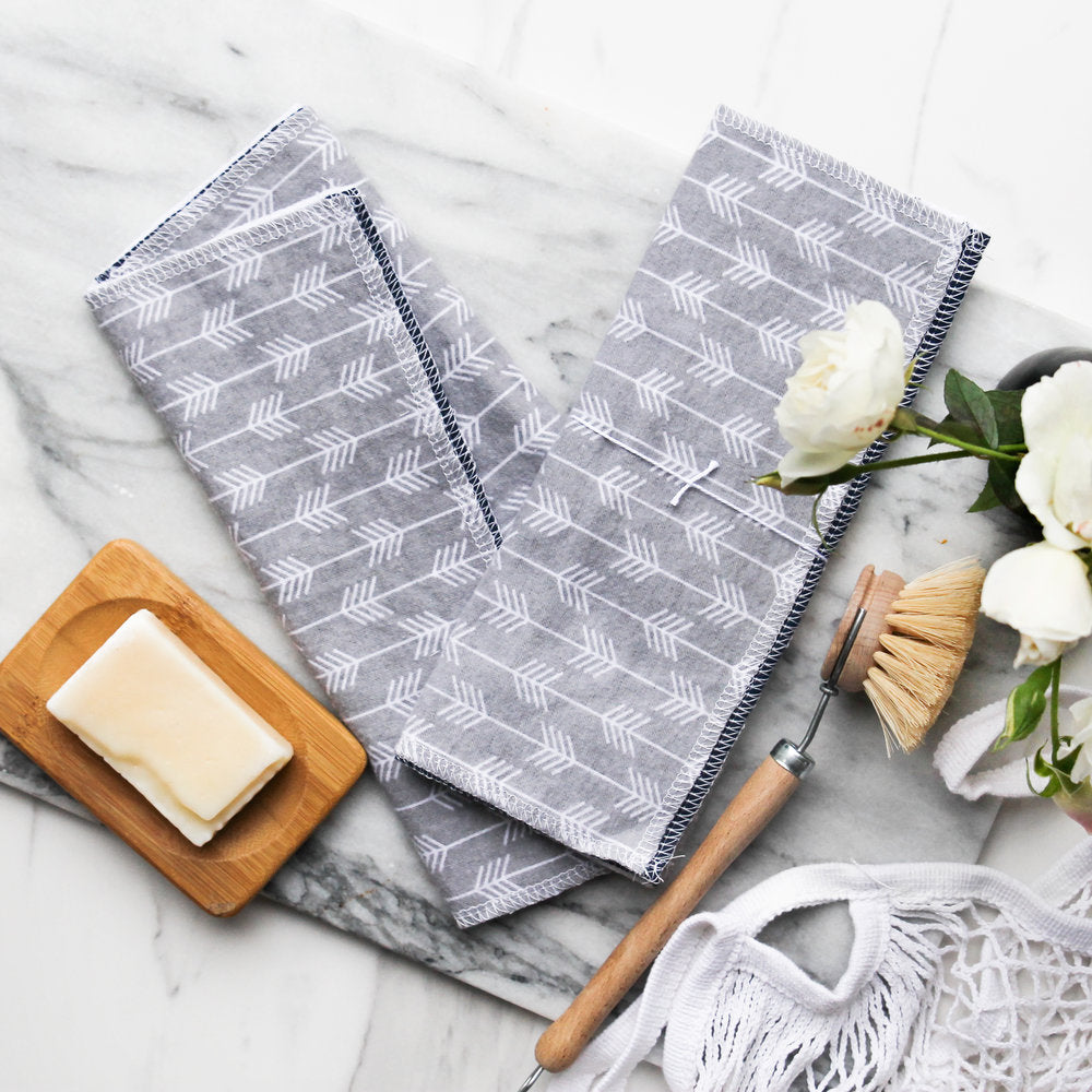 SustainaBLAH 'Unpaper' Washable Kitchen Towels