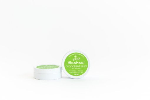 Woohoo! Body All Natural Deodorant Paste in Wild 10g