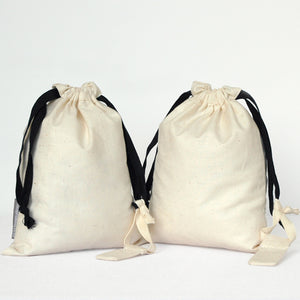 Pouch Calico Produce Bags Small