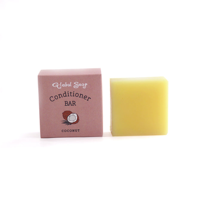 Global Soap Conditioner Bars - Coconut