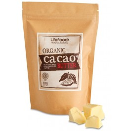 Lifefoods Organic Cacao Butter (Raw)
