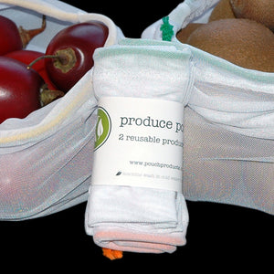 Pouch Produce Bags